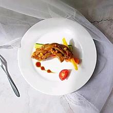 黄油鱼香茄条