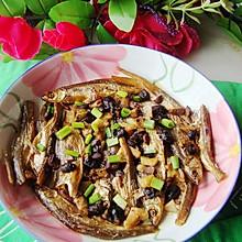 之:豆豉蒸鱼干#菁选酱油试用#