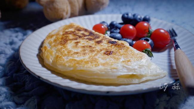 快手早餐饼之酥皮培根芝士饼的做法