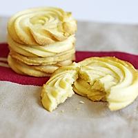丹麦蓝罐黄油曲奇 Danish Butter Cookie的做法图解8