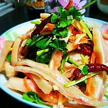 多福菜~凉拌爽口猪耳朵