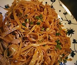 黄花菜(干)炒肉丝的做法