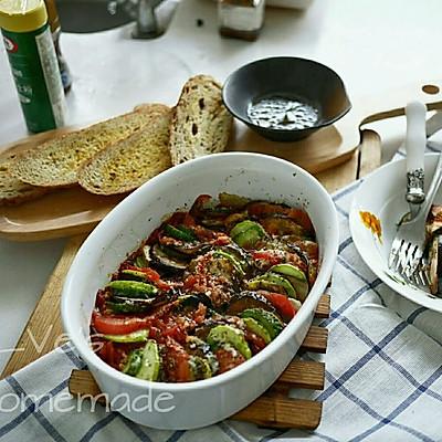 【Ratarouille】料理鼠王版普罗旺斯乡村炖菜