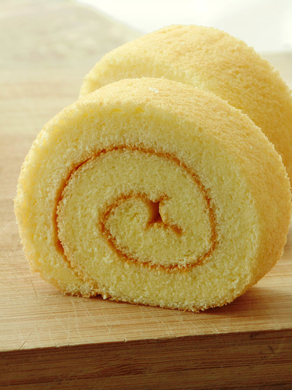 酸奶戚风蛋糕卷的做法
