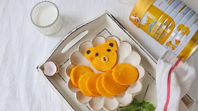 奶香胡萝卜小圆饼的做法