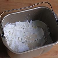 【淡奶油面包机一键吐司】——冬日玩转面包机的葵花宝典的做法图解5