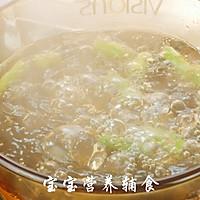 鸡肝饼佐芦笋浓汤的做法图解18