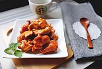 甜辣酱炸鸡#丘比轻食厨艺大赛#的做法