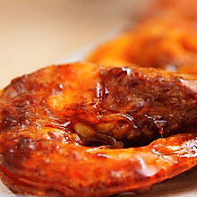 迷迭香—油焖大虾