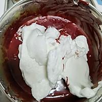 红丝绒蛋糕~圣诞夜的做法图解5