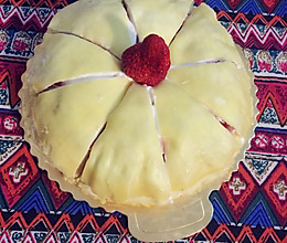 芒果草莓千层蛋糕(8寸)的做法