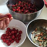 樱桃酱的做法图解2