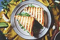 火腿三明治【安卡西厨】的做法
