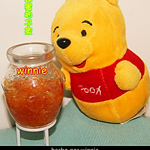 维尼的蜂蜜柚子茶