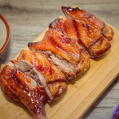 粤菜-广式烧鸭腿(快手版)