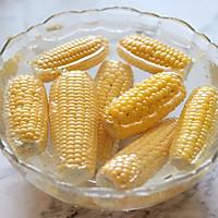 奶香玉米棒的做法圖解3