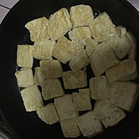 白玉镶金之煎嫩豆腐的做法图解4