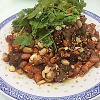 胡萝卜干拌牛肉
