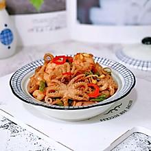 #花10分钟,做一道菜!#麻辣八爪鱼