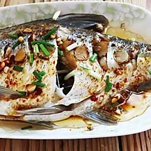 清蒸鱼(清蒸鳊鱼)