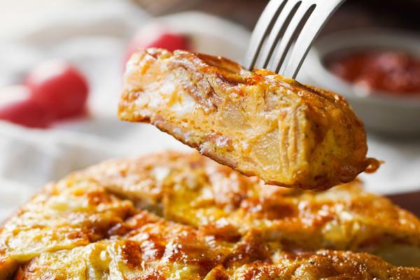 日食记丨土豆烘蛋的做法