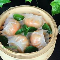 水晶虾饺的做法图解10