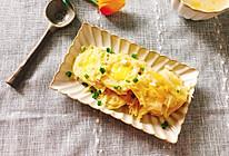 土豆丝饼窝蛋的做法