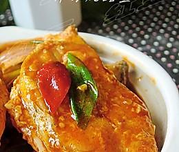 在家做韩式料理---韩味炖鳕鱼的做法