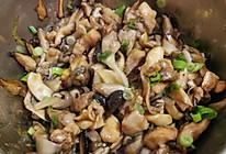 双菇蒸滑鸡的做法