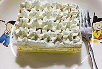 鲜奶油蛋糕的做法