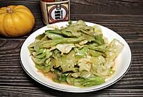 腐乳卷心菜的做法