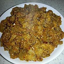 粉蒸肉(现成蒸肉粉版)