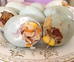 香香咸咸的糯米蛋