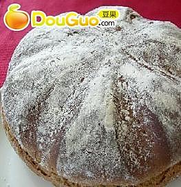 全麦面包wholemeal bread的做法