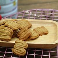 咖啡饼干#KitchenAid的美食故事#的做法图解14