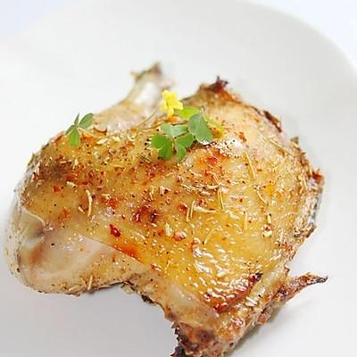 迷迭香烤鸡