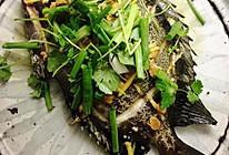 豆酱蒸鱼的做法