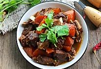 羊排炖胡萝卜的做法