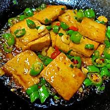 #夏日开胃餐#家常红烧豆腐块既简单又好吃
