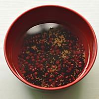 红豆小米粥—冬季暖身的做法图解2