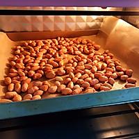 香脆怀旧小零食——鱼皮花生豆的做法图解3