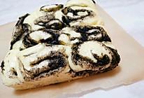 懒人菜谱——手撕芝麻蒸面包的做法