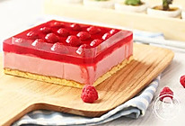 树莓果冻慕斯蛋糕的做法