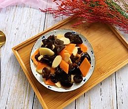 #春季减肥,边吃边瘦#清炒山药木耳的做法