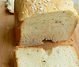 如何用面包机做出完美土司的做法