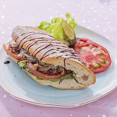 浪漫的法式三明治「厨娘物语」