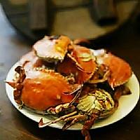 炝螃蟹(最原汁原味的吃法)
