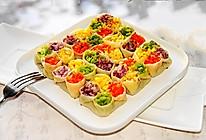 #换着花样吃早餐#四喜煎饺的做法