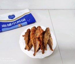 #鲜到鲜得,月满中秋,沉鱼落宴#香酥小黄鱼的做法