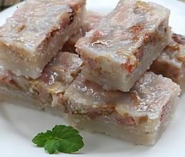 缅甸新葡京腊香芋头糕的做法
